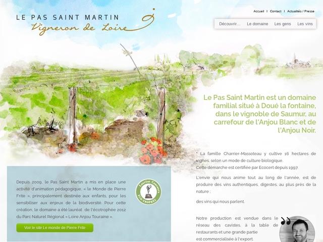 Le Pas Saint Martin