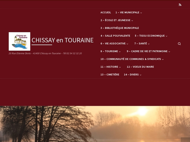 Chissay-en-Touraine