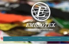Herrajes Accesorios - Embrotex