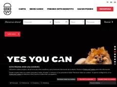Restaurante Hamburguesas - Goiko