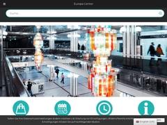 Centros Comerciales - Europa Center Berlín Alemania
