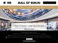 Centros Comerciales - Mall of Berlin, Berlín, Alemania