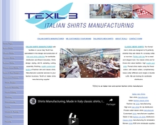 Ropa Camisas - Italian Shirts Manufacturing