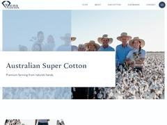 Fibras  Borras - Australian Super Cotton