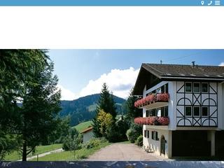 Vorschaubild der Webseite von Mutter-Kind-Kurhaus Haus Kühberg