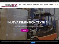 Empaque Transporte - Nuditex