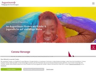 Vorschaubild der Webseite von Landschulheim Elkofen