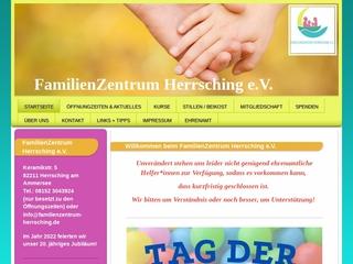 Vorschaubild der Webseite von Familienzentrum Hersching e.V.