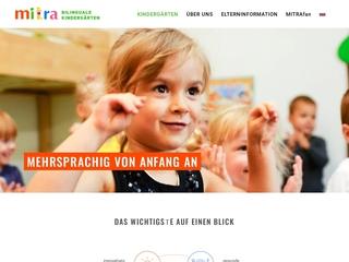 Vorschaubild der Webseite von Kindertagesstätte Matrjoschka