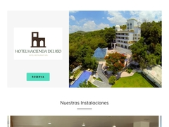 Hoteles - Hotel Hacienda del Rio