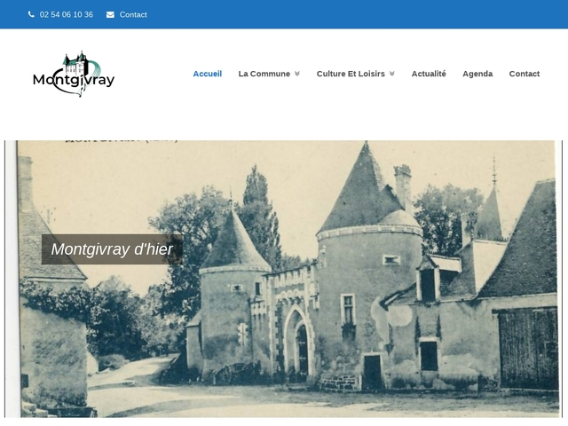 Montgivray
