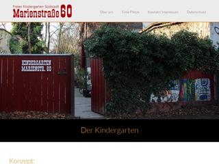 Vorschaubild der Webseite von Aktion Vorschulkind e. V.