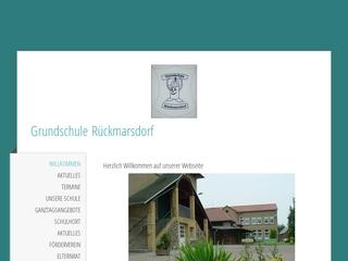 Vorschaubild der Webseite von Grundschule Rückmarsdorf