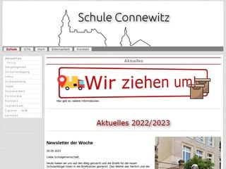 Vorschaubild der Webseite von Connewitzer Grundschule
