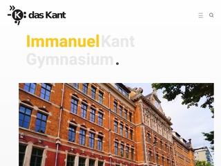 Vorschaubild der Webseite von Immanuel-Kant-Gymnasium