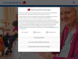 Vorschaubild der Webseite von Seniorenresidenz Katharinenhofe Am Lunapark