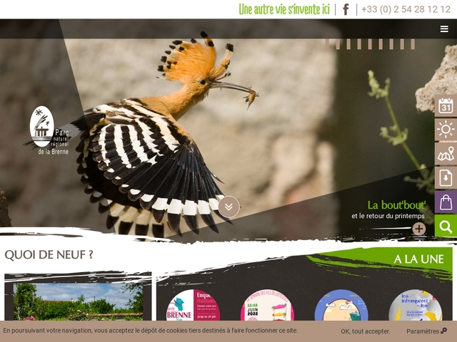 Parc naturel régional de la Brenne