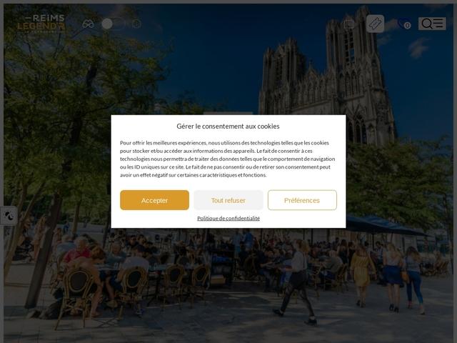 Office du Tourisme de Reims