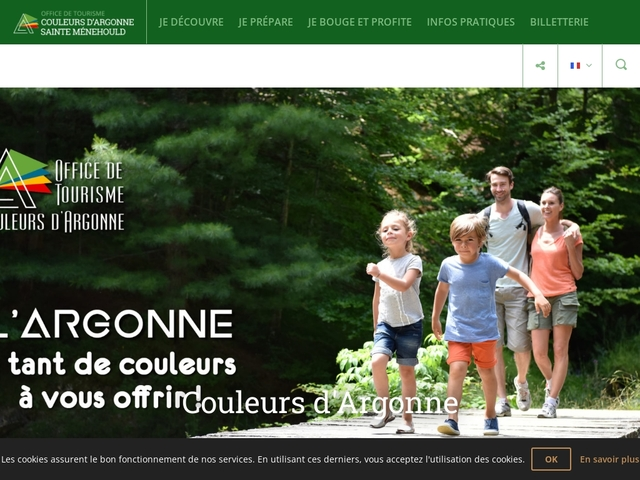 Office de Tourisme du Pays d'Argonne Champenoise