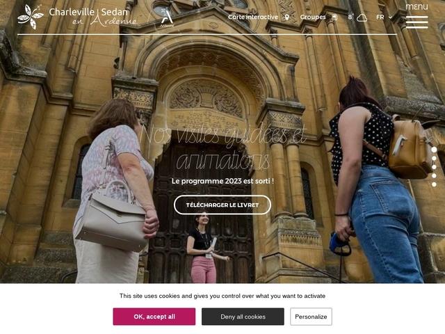 Office de tourisme de Charleville-Mézières Sedan