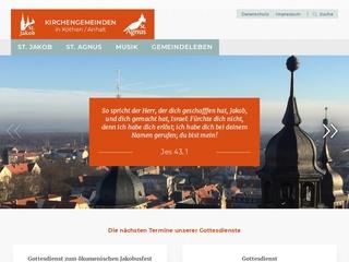 Vorschaubild der Webseite Diakonie Jugendzentrum Popcorn