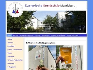 Vorschaubild der Webseite von Hort der evang. Grundschule