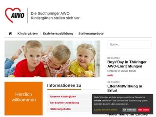 Vorschaubild der Webseite von KindergartenDöllbergzwerge Döllberg