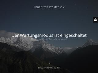 Vorschaubild der Webseite von Frauentreff Welden