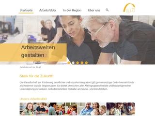 Vorschaubild der Webseite von Kinderkrippe SpielRaum Haus für Kinder der gfi gGmbH