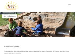 Vorschaubild der Webseite von Ev. Kindergarten Laufamholz