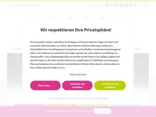 Vorschaubild der Webseite von Kindertagesstätte der Wichtelakademie
