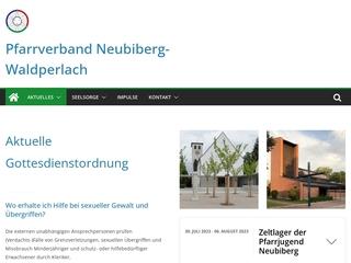 Vorschaubild der Webseite von Kath. Kindergarten St. Christophorus