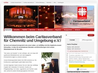 Vorschaubild der Webseite von Cafe International