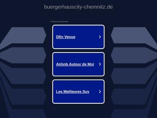 Vorschaubild der Webseite von Bürgerinitiative Chemnitzer City e.V.