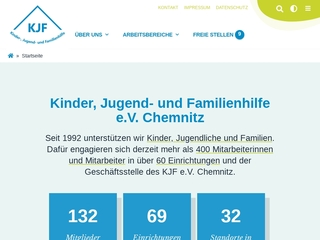 Vorschaubild der Webseite von Schullandheim im Küchwald