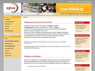Vorschaubild der Webseite von Interkulturelles Beratungszentrum IBZAGIUA e.V. - Migrationssozial- und Jugendarbeit