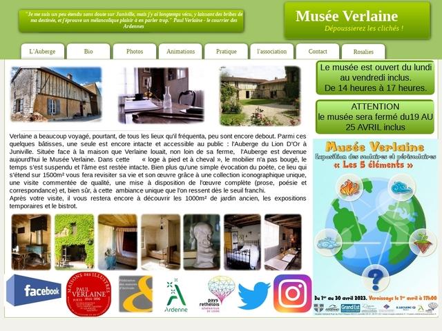 Musée Verlaine