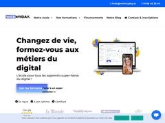 L'académie en ligne pour apprendre à créer son site internet