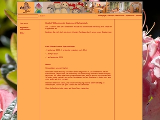 Vorschaubild der Webseite von Tagesmutter Doreen Kaudelka