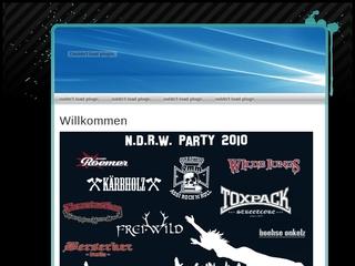 Vorschaubild der Webseite Jugendverein Rote Rüben e.V.