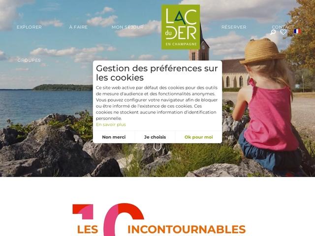 Office du tourisme du Lac du Der