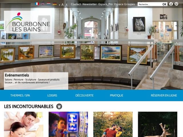 office de tourisme de Bourbonne