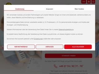 Vorschaubild der Webseite von Musikschule Fröhlich