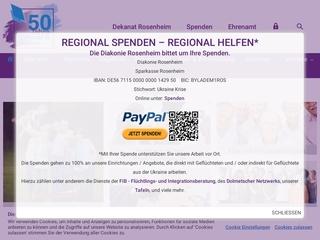 Vorschaubild der Webseite von Diakonie Kindergarten