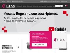 FIESA | Representantes Oficiales Hikvision y Paradox.