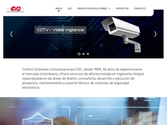 Control Sistemas Comunicaciones CSC,
