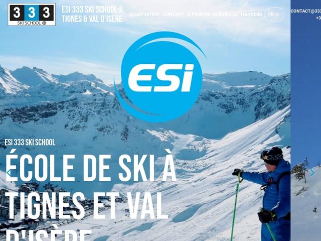 333 Ski Snowboard and Télémark School