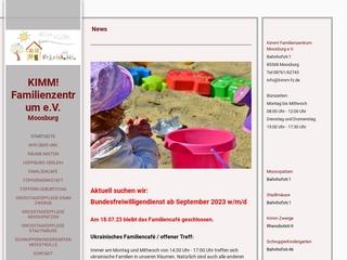 Vorschaubild der Webseite von Tagesmutter Margit Brummer