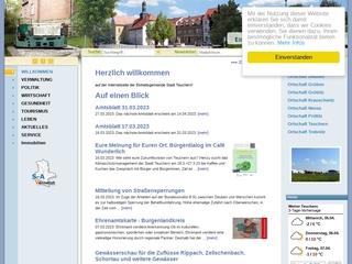 Vorschaubild der Webseite Kindertagesstätte  Kleine Blaustrümpfe