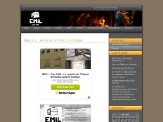 Vorschaubild der Webseite von Alraune e.V. Jugendtreff